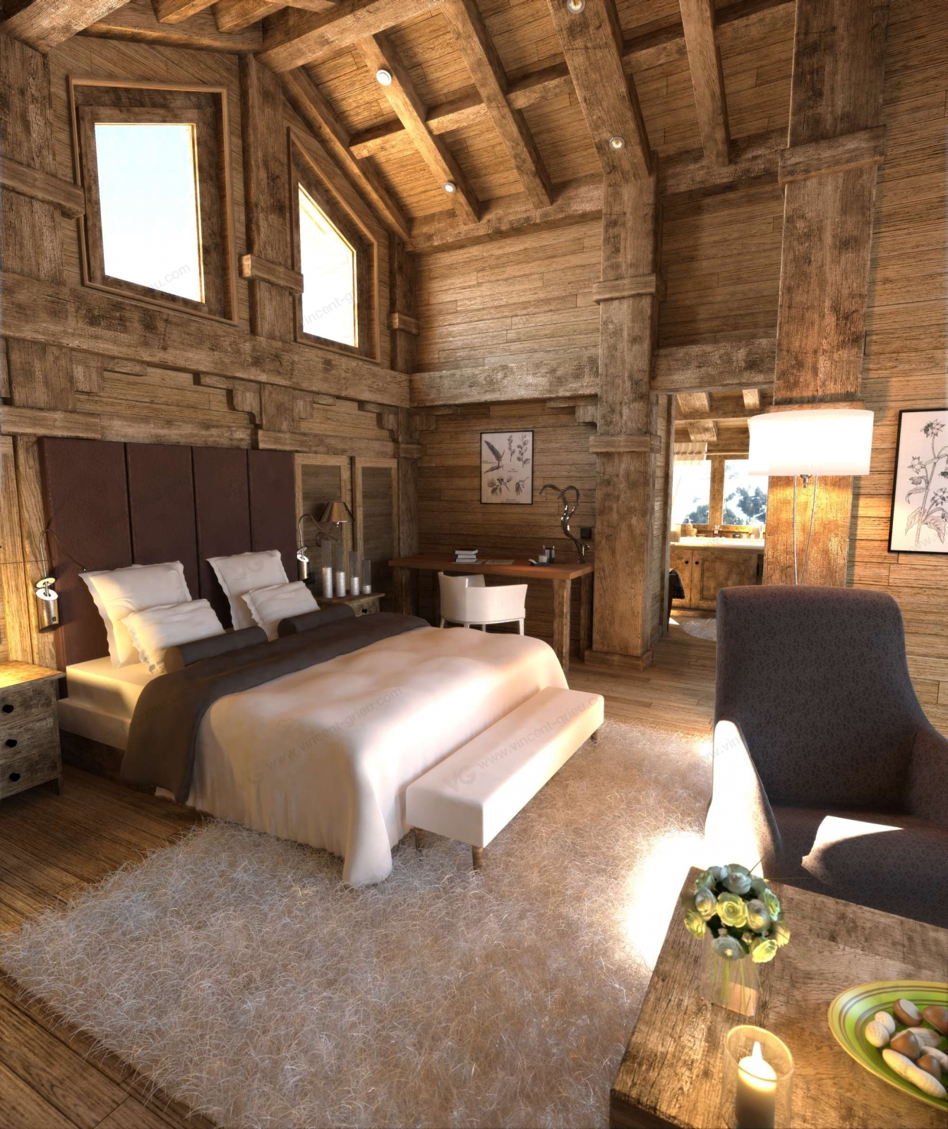 Chalet Courchevel 1850