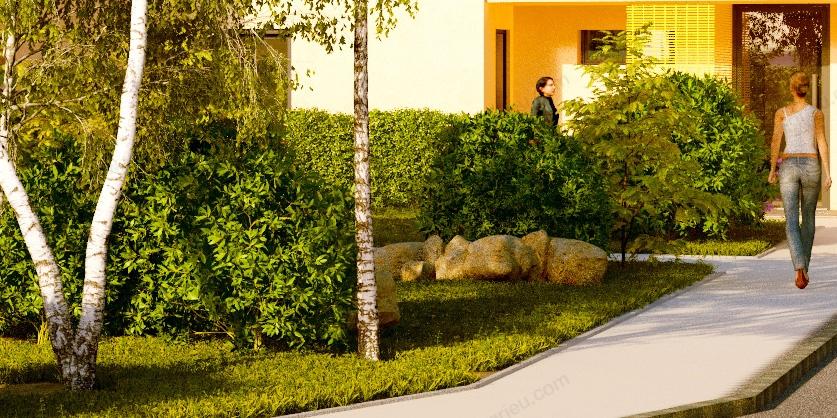 illustrations 3d de promotion immobili re toulouse vincent grieu infographiste 3d. Black Bedroom Furniture Sets. Home Design Ideas