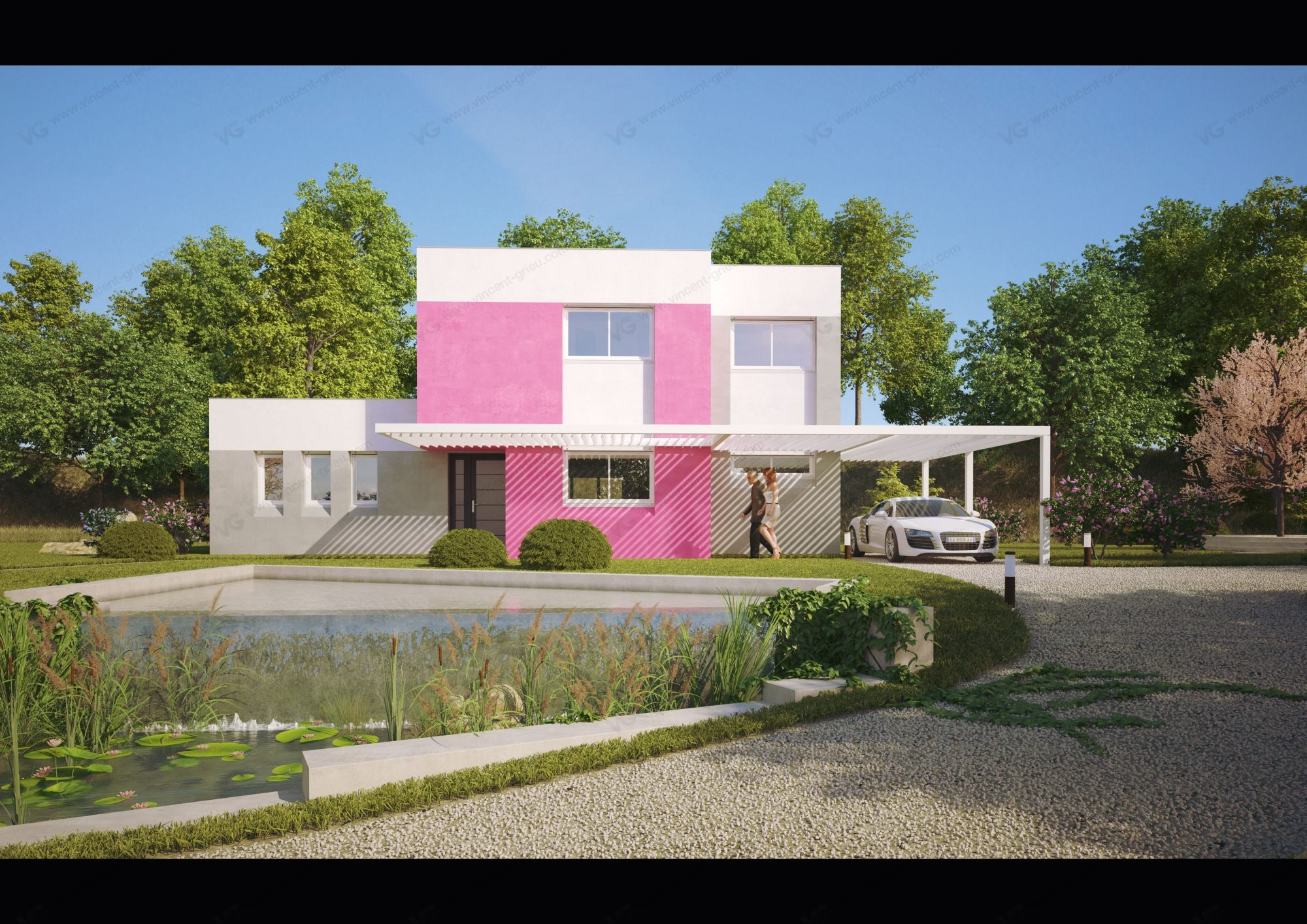 Villa Contemporaine 2