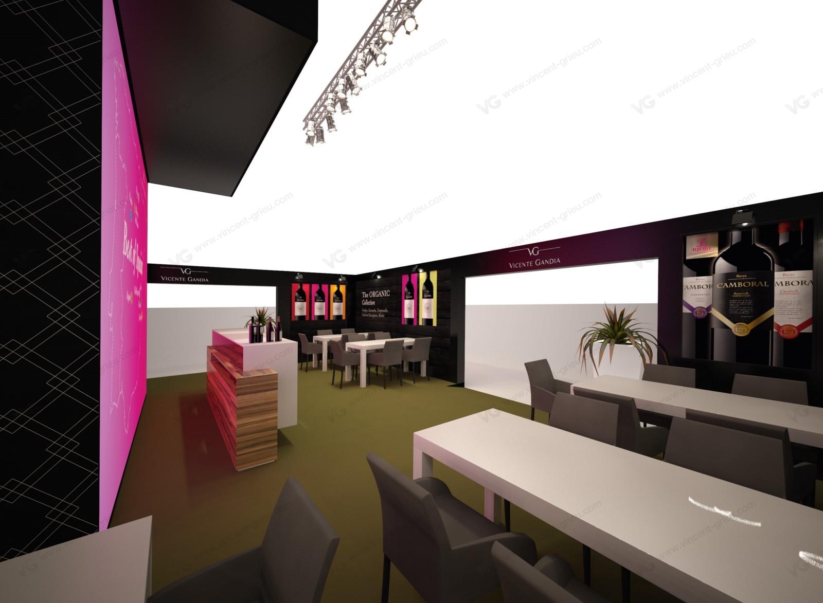 infographie 3d pour un producteur viticulteur espagnol vincent grieu infographiste 3d. Black Bedroom Furniture Sets. Home Design Ideas